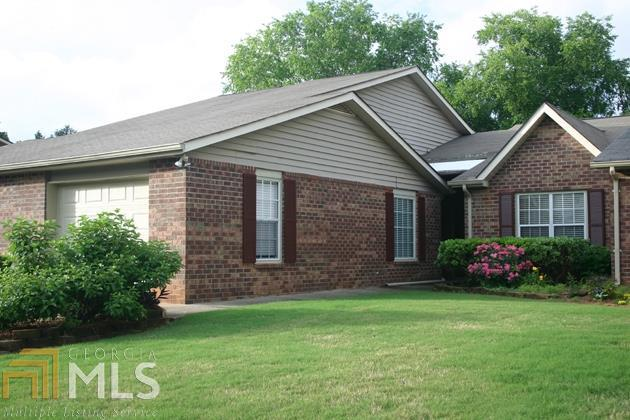 160 Monmouth Dr, Fayetteville, GA 30214 (MLS #8382967) :: Keller Williams Realty Atlanta Partners