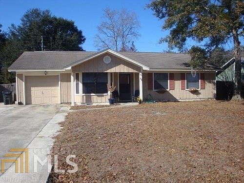 158 Dogwood Cir, St. Marys, GA 31558 (MLS #8398442) :: Buffington Real Estate Group