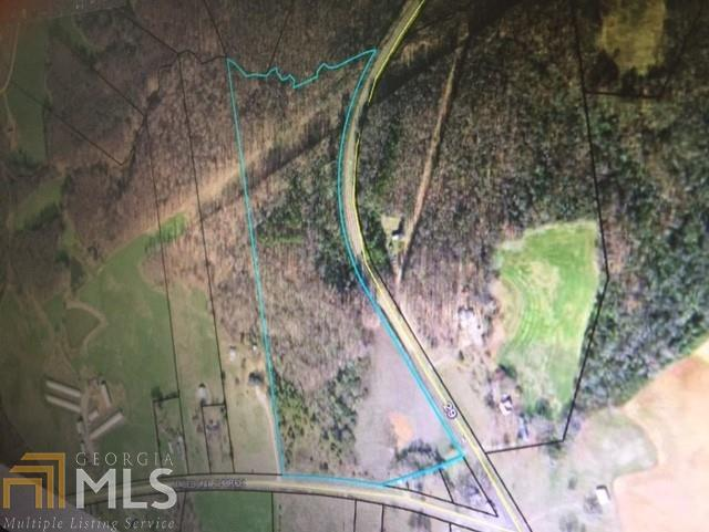 29.5ac Macedonia Church Road, Danielsville, GA 30633 (MLS #8401402) :: The Holly Purcell Group
