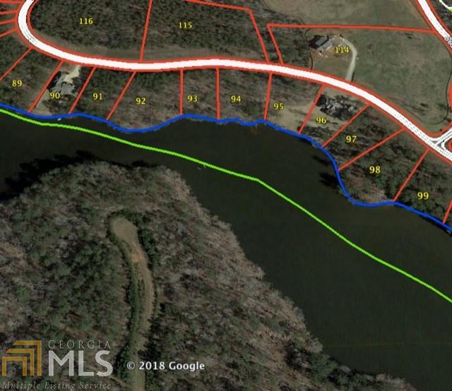 0 Blalock Lakes Dr Lot 93, Newnan, GA 30263 (MLS #8402645) :: Bonds Realty Group Keller Williams Realty - Atlanta Partners