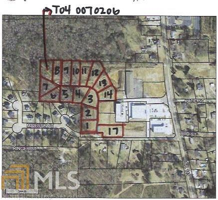 136 Briarleaf, Temple, GA 30179 (MLS #8403391) :: Rettro Group