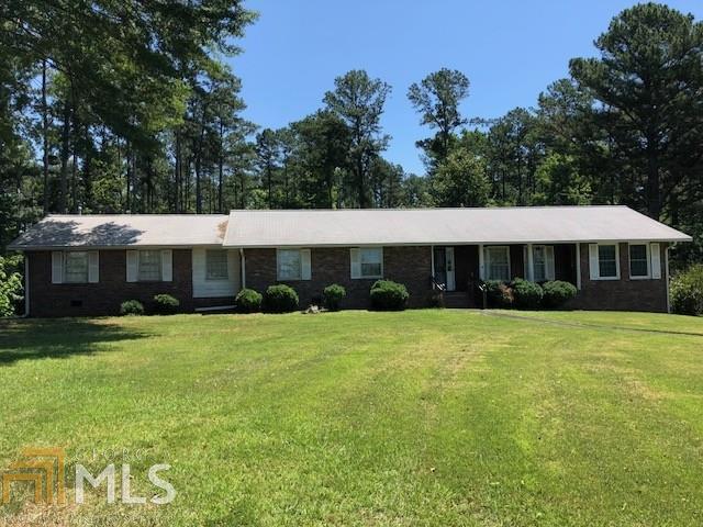 192 County Line Rd, Fayetteville, GA 30215 (MLS #8404395) :: Keller Williams Realty Atlanta Partners