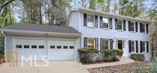 4707 Big Oak Bnd, Marietta, GA 30062 (MLS #8405875) :: The Durham Team