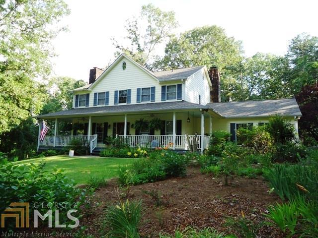 768 Riverwilde Rd, Clarkesville, GA 30523 (MLS #8411784) :: The Durham Team