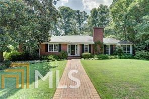 1611 Doncaster Dr, Atlanta, GA 30309 (MLS #8416073) :: Bonds Realty Group Keller Williams Realty - Atlanta Partners