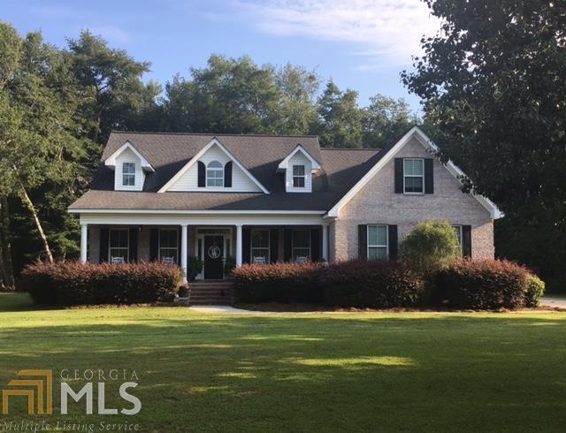 2043 Glen Oaks Dr, Statesboro, GA 30461 (MLS #8423741) :: Buffington Real Estate Group