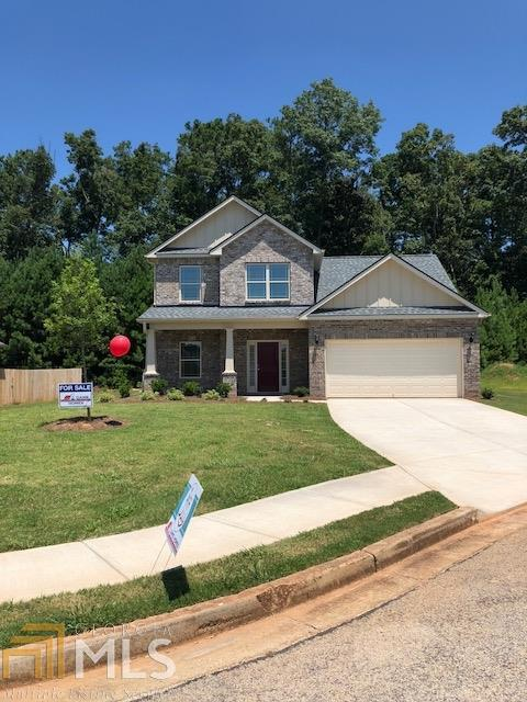 874 Crescent #52, Griffin, GA 30224 (MLS #8425794) :: Buffington Real Estate Group