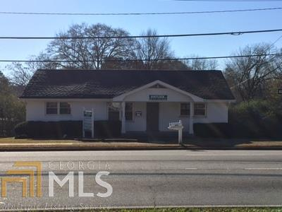 345 E Lanier Ave, Fayetteville, GA 30214 (MLS #8426723) :: Anderson & Associates