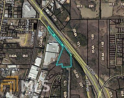 0 Chatsworth Hwy 3.93Ac, Calhoun, GA 30701 (MLS #8430828) :: Anderson & Associates