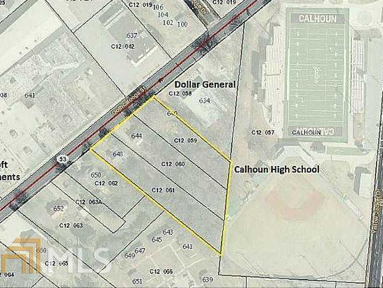 0 Oothcalooga St, Calhoun, GA 30701 (MLS #8431505) :: Anderson & Associates