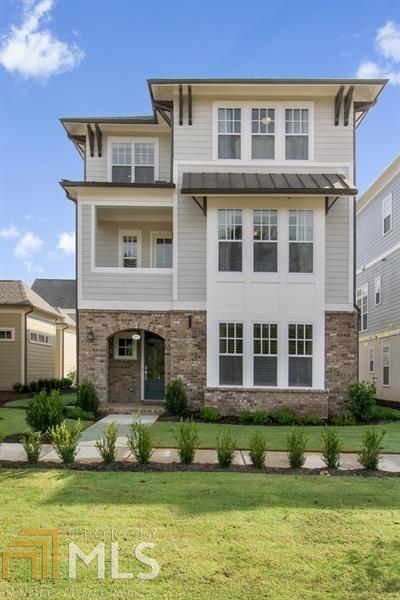 401 Bandon Way, Peachtree City, GA 30269 (MLS #8443359) :: Keller Williams Realty Atlanta Partners