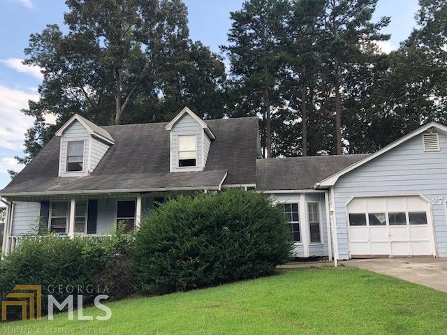 27 SE Rock Crest Cir, Cartersville, GA 30120 (MLS #8449701) :: Keller Williams Realty Atlanta Partners