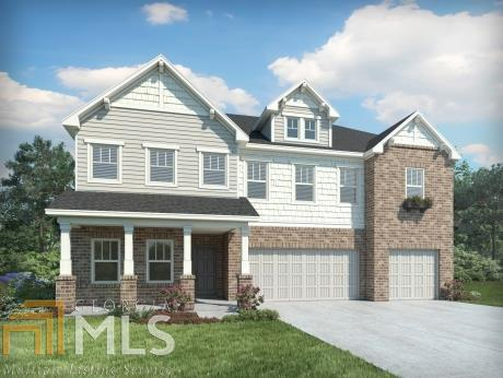 5210 Woodland Pass Cir #32, Stone Mountain, GA 30087 (MLS #8449939) :: The Durham Team