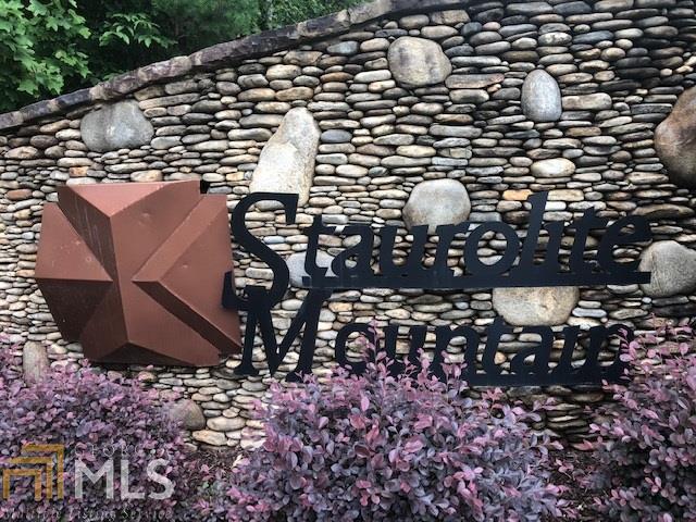 0 Staurolite Mountain Rd #60, Blue Ridge, GA 30513 (MLS #8450296) :: Team Cozart