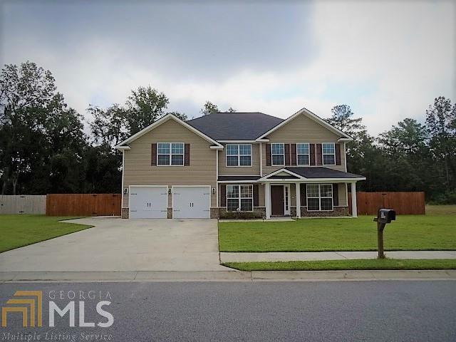 366 Nashview Trl, Allenhurst, GA 31301 (MLS #8454885) :: Keller Williams Realty Atlanta Partners