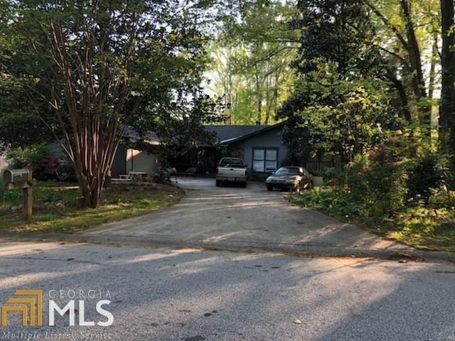 1683 S Hidden Hills Pkwy, Stone Mountain, GA 30088 (MLS #8457586) :: Keller Williams Realty Atlanta Partners
