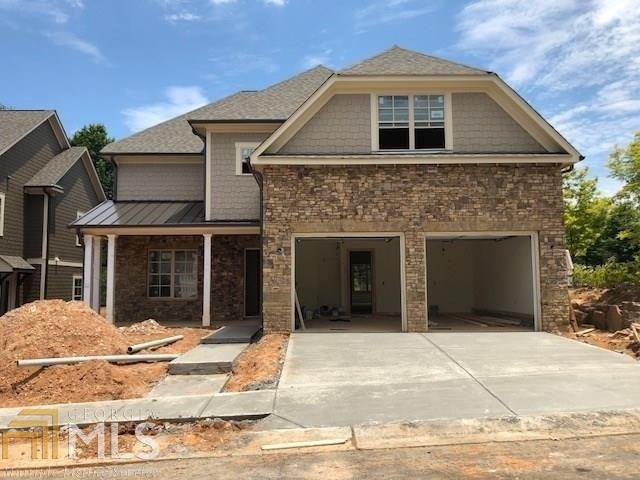 3933 Chalmers Gate Se, Smyrna, GA 30080 (MLS #8457857) :: The Holly Purcell Group