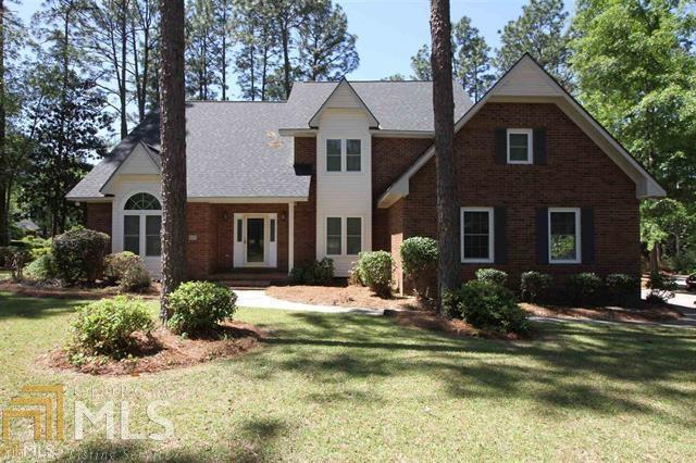601 Colonial Ct, Statesboro, GA 30458 (MLS #8459370) :: RE/MAX Eagle Creek Realty