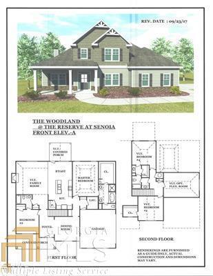 133 Reserve Pl Lot 31, Senoia, GA 30276 (MLS #8463087) :: Royal T Realty, Inc.