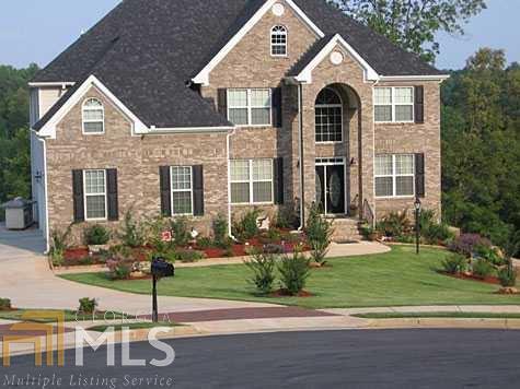 2364 Middleberry Cloister, Douglasville, GA 30135 (MLS #8464550) :: The Durham Team