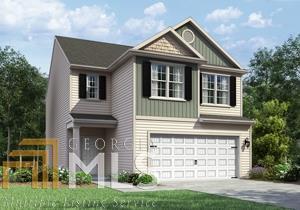 10958 Wheeler Trce, Hampton, GA 30228 (MLS #8464826) :: Royal T Realty, Inc.