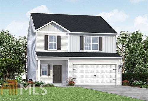 10946 Wheeler Trce, Hampton, GA 30228 (MLS #8468258) :: Royal T Realty, Inc.