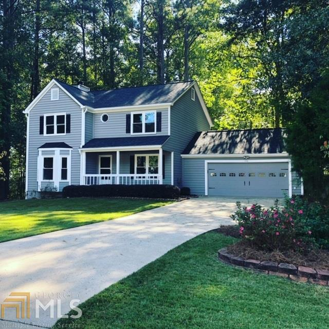 104 Pine Cone Break, Peachtree City, GA 30269 (MLS #8469387) :: Anderson & Associates