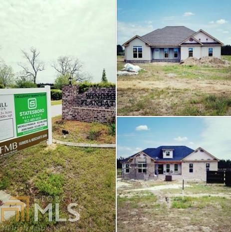 0 Windmill Plantation Lot 3, Statesboro, GA 30461 (MLS #8471551) :: RE/MAX Eagle Creek Realty
