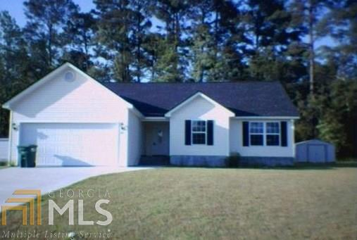 137 Harvest Dr, Springfield, GA 31329 (MLS #8471877) :: Royal T Realty, Inc.