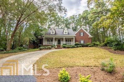115 Amberwood Dr, Fayetteville, GA 30215 (MLS #8472425) :: The Durham Team
