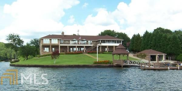 301 River Point Dr, Wedowee, AL 36278 (MLS #8475865) :: Team Cozart