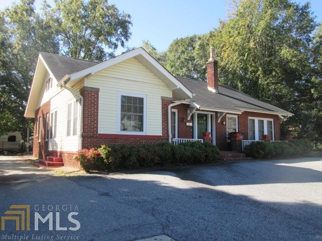 321 W Second St, Jackson, GA 30233 (MLS #8478272) :: Ashton Taylor Realty