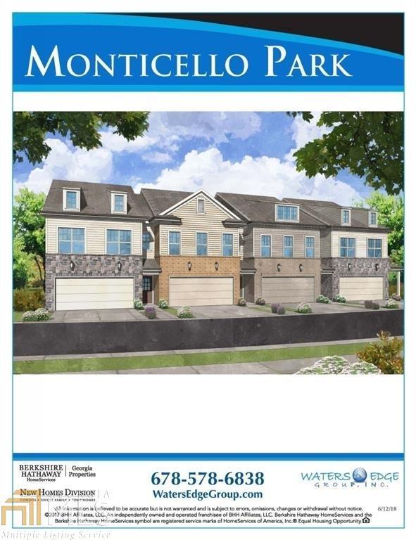 519 Jefferson Chase Street #505, Atlanta, GA 30354 (MLS #8485357) :: Royal T Realty, Inc.