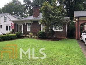 1072 Cumberland Road, Atlanta, GA 30306 (MLS #8486732) :: Keller Williams Realty Atlanta Partners