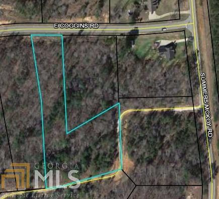 0 East Coggins Rd Lot 2, Newnan, GA 30263 (MLS #8487563) :: Maximum One Greater Atlanta Realtors