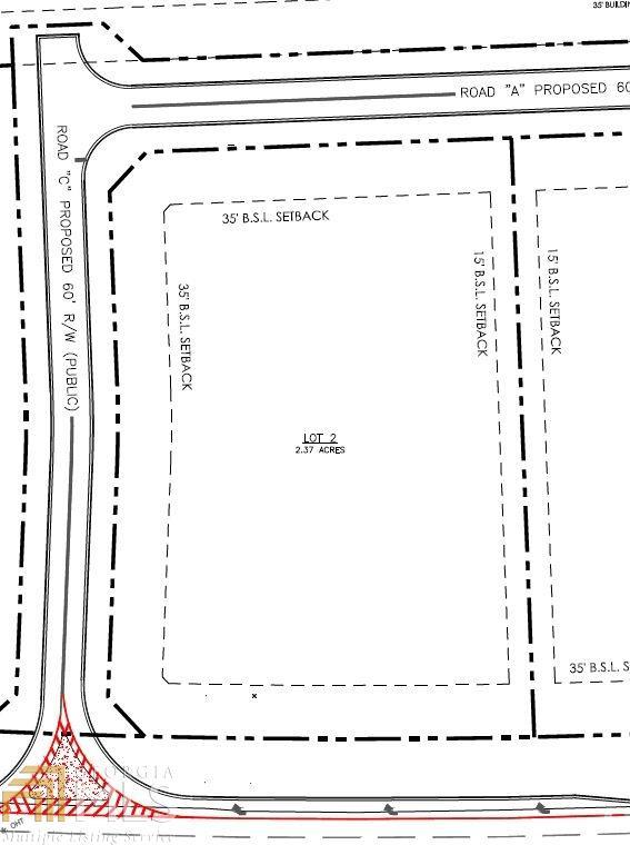 7130 Veterans Memorial Pkwy Lot 2, Statesboro, GA 30458 (MLS #8489180) :: RE/MAX Eagle Creek Realty