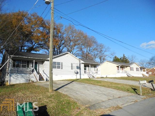 307-309 Pine St, Rockmart, GA 30153 (MLS #8493777) :: Main Street Realtors