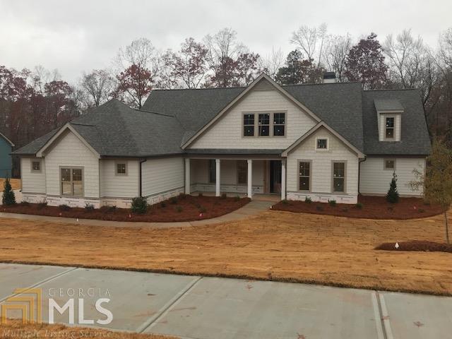 205 Blue Point Pkwy #52, Fayetteville, GA 30215 (MLS #8495297) :: Bonds Realty Group Keller Williams Realty - Atlanta Partners