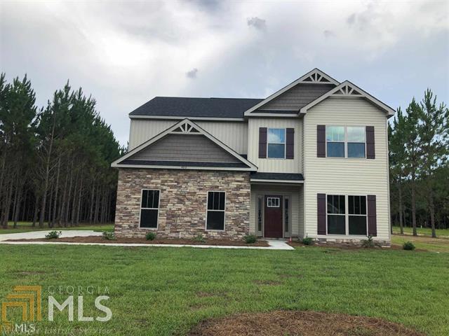 411 Coles Way #42, Statesboro, GA 30461 (MLS #8498534) :: RE/MAX Eagle Creek Realty