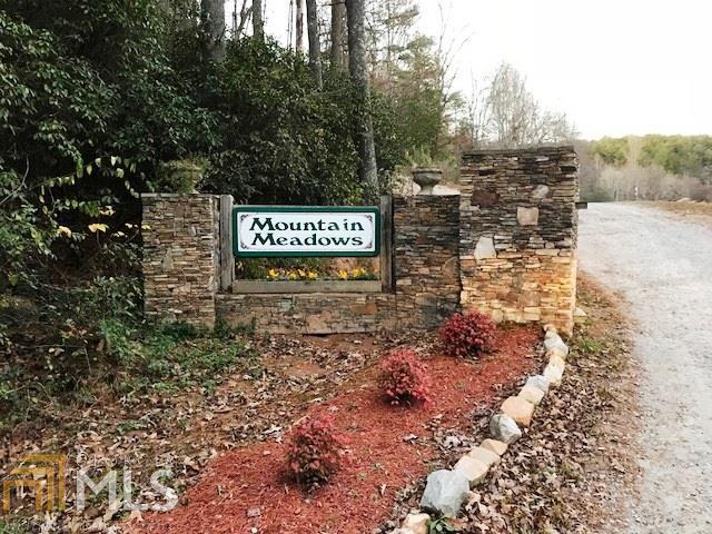 0 Mountain Meadows 35 & 37, Ellijay, GA 30540 (MLS #8512155) :: Rettro Group
