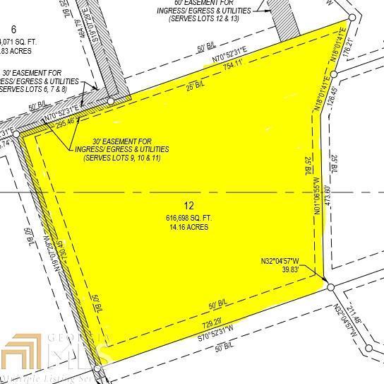 0 Corinth Rd #12, Newnan, GA 30263 (MLS #8513756) :: Rettro Group