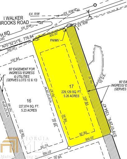0 Corinth Rd #17, Newnan, GA 30263 (MLS #8513773) :: Rettro Group