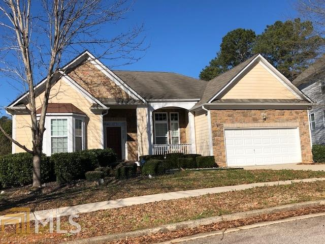 105 Homestead Way #21, Covington, GA 30014 (MLS #8516153) :: Bonds Realty Group Keller Williams Realty - Atlanta Partners
