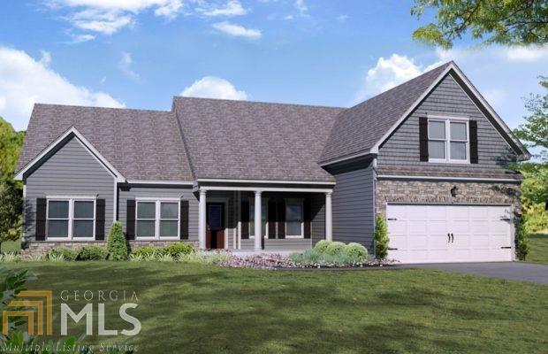 1209 Chapman Grove Ln Lot 60, Monroe, GA 30656 (MLS #8518762) :: Buffington Real Estate Group