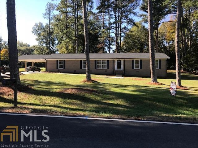 930 Crawford St, Madison, GA 30650 (MLS #8522590) :: Buffington Real Estate Group