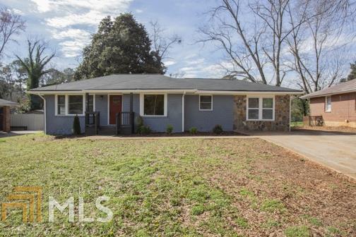 1961 S Columbia Pl, Decatur, GA 30032 (MLS #8528730) :: Ashton Taylor Realty