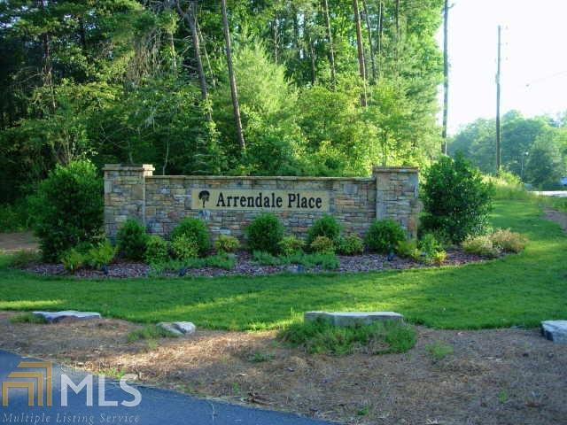 0 Arrendale Dr #33, Tiger, GA 30576 (MLS #8532002) :: AF Realty Group