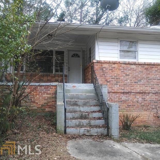 1452 NW Eason St, Atlanta, GA 30314 (MLS #8532620) :: Military Realty