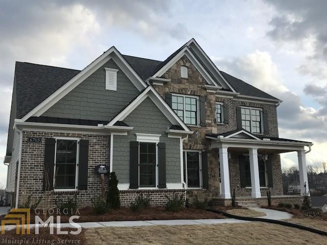 6703 Trailside Dr, Flowery Branch, GA 30542 (MLS #8534790) :: Bonds Realty Group Keller Williams Realty - Atlanta Partners