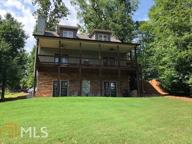 207 Hickory Pass, Sparta, GA 31087 (MLS #8535607) :: Buffington Real Estate Group